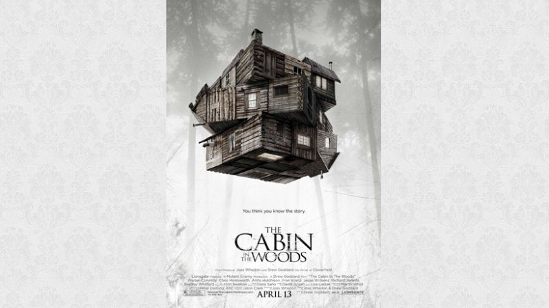 CabinIn the Woods 2011