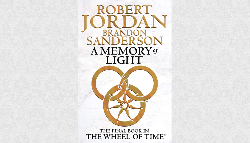 A Memory of Light by Robert Jordan and Brandon Sanderson (2013)