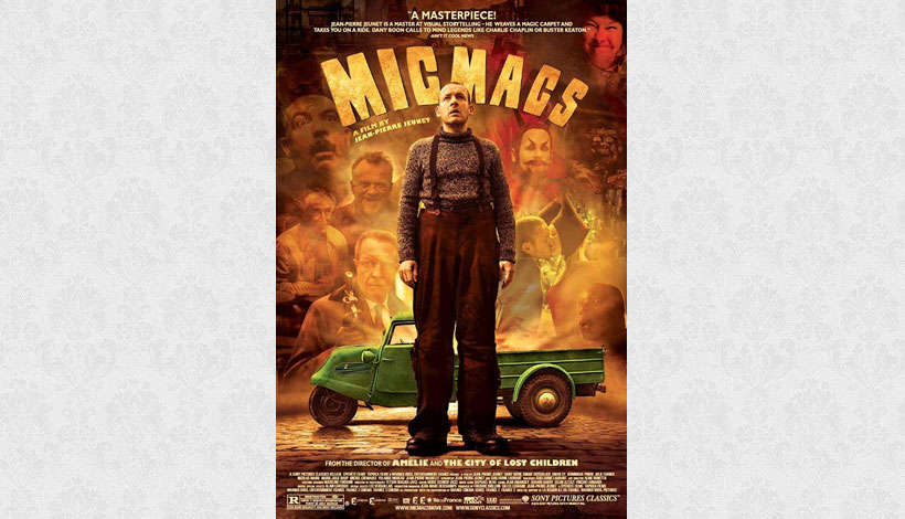 Micmacs à tire-larigot (2009)