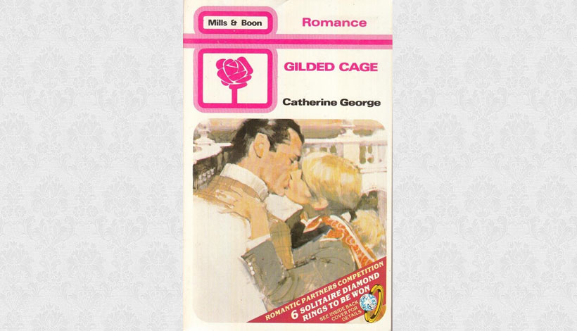Gilded Cage by Catherine George (1984)