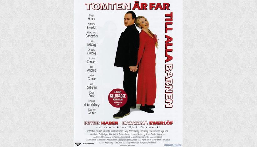 Tomten är far till alla barnen – In Bed with Santa (1999)