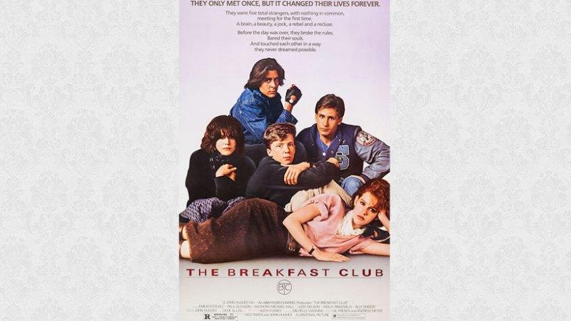 The Breakfast Club 1985
