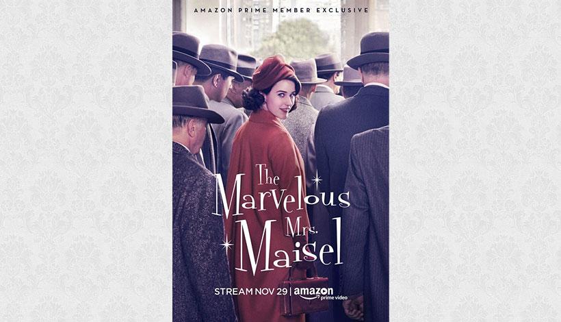 The Marvelous Mrs. Maisel: Season 1 (2017)