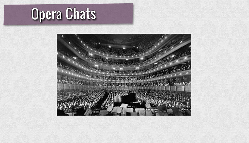 Opera Chats: An introduction