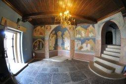 И снова я в Зверинецком монастыре. Живые фотографии о вечном 4