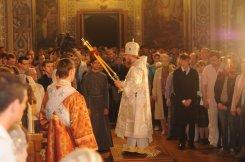 Фоторепортаж из Свято-Троицкого Ионинского монастыря о праздновании Светлого праздника Пасхи 4