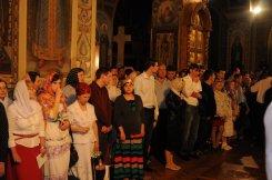 Фоторепортаж из Свято-Троицкого Ионинского монастыря о праздновании Светлого праздника Пасхи 14