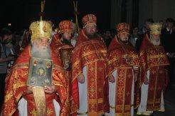 Фоторепортаж из Свято-Троицкого Ионинского монастыря о праздновании Светлого праздника Пасхи 26