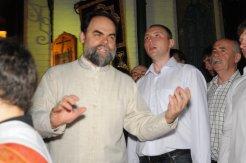 Фоторепортаж из Свято-Троицкого Ионинского монастыря о праздновании Светлого праздника Пасхи 47