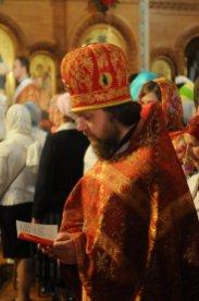 Фоторепортаж из Свято-Троицкого Ионинского монастыря о праздновании Светлого праздника Пасхи 53