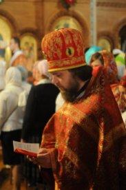 Фоторепортаж из Свято-Троицкого Ионинского монастыря о праздновании Светлого праздника Пасхи 54
