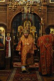 Фоторепортаж из Свято-Троицкого Ионинского монастыря о праздновании Светлого праздника Пасхи 55