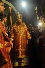 Фоторепортаж из Свято-Троицкого Ионинского монастыря о праздновании Светлого праздника Пасхи 64