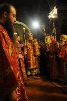 Фоторепортаж из Свято-Троицкого Ионинского монастыря о праздновании Светлого праздника Пасхи 77