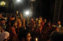 Фоторепортаж из Свято-Троицкого Ионинского монастыря о праздновании Светлого праздника Пасхи 87