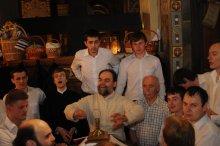 Фоторепортаж из Свято-Троицкого Ионинского монастыря о праздновании Светлого праздника Пасхи 90