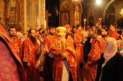 Фоторепортаж из Свято-Троицкого Ионинского монастыря о праздновании Светлого праздника Пасхи 103