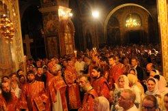 Фоторепортаж из Свято-Троицкого Ионинского монастыря о праздновании Светлого праздника Пасхи 108