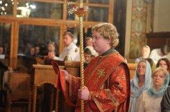 Фоторепортаж из Свято-Троицкого Ионинского монастыря о праздновании Светлого праздника Пасхи 114