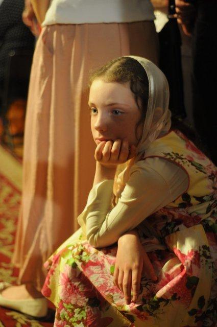 Фоторепортаж из Свято-Троицкого Ионинского монастыря о праздновании Светлого праздника Пасхи 173
