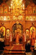 Фоторепортаж из Свято-Троицкого Ионинского монастыря о праздновании Светлого праздника Пасхи 180