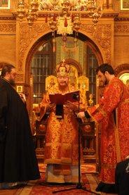 Фоторепортаж из Свято-Троицкого Ионинского монастыря о праздновании Светлого праздника Пасхи 195