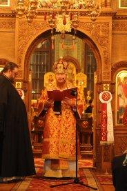 Фоторепортаж из Свято-Троицкого Ионинского монастыря о праздновании Светлого праздника Пасхи 196