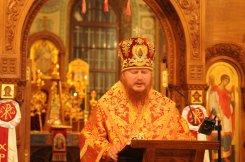 Фоторепортаж из Свято-Троицкого Ионинского монастыря о праздновании Светлого праздника Пасхи 198