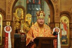 Фоторепортаж из Свято-Троицкого Ионинского монастыря о праздновании Светлого праздника Пасхи 200