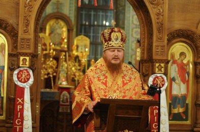 Фоторепортаж из Свято-Троицкого Ионинского монастыря о праздновании Светлого праздника Пасхи 203