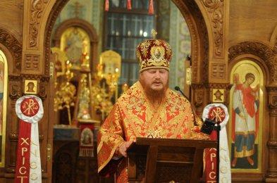 Фоторепортаж из Свято-Троицкого Ионинского монастыря о праздновании Светлого праздника Пасхи 204