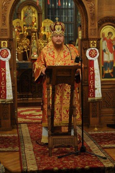 Фоторепортаж из Свято-Троицкого Ионинского монастыря о праздновании Светлого праздника Пасхи 211