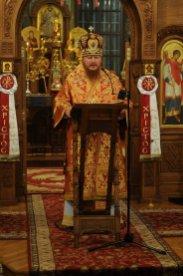Фоторепортаж из Свято-Троицкого Ионинского монастыря о праздновании Светлого праздника Пасхи 213