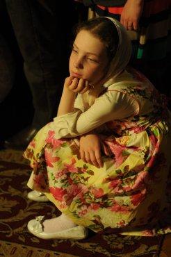 Фоторепортаж из Свято-Троицкого Ионинского монастыря о праздновании Светлого праздника Пасхи 218