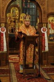 Фоторепортаж из Свято-Троицкого Ионинского монастыря о праздновании Светлого праздника Пасхи 221
