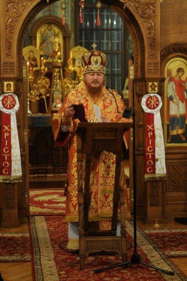 Фоторепортаж из Свято-Троицкого Ионинского монастыря о праздновании Светлого праздника Пасхи 223