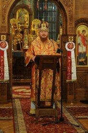 Фоторепортаж из Свято-Троицкого Ионинского монастыря о праздновании Светлого праздника Пасхи 228