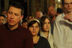 Фоторепортаж из Свято-Троицкого Ионинского монастыря о праздновании Светлого праздника Пасхи 249