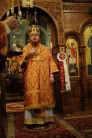 Фоторепортаж из Свято-Троицкого Ионинского монастыря о праздновании Светлого праздника Пасхи 279