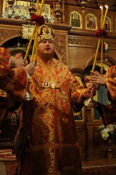 Фоторепортаж из Свято-Троицкого Ионинского монастыря о праздновании Светлого праздника Пасхи 290