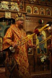 Фоторепортаж из Свято-Троицкого Ионинского монастыря о праздновании Светлого праздника Пасхи 301