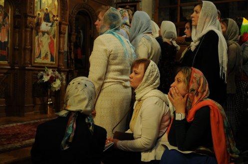Фоторепортаж из Свято-Троицкого Ионинского монастыря о праздновании Светлого праздника Пасхи 311