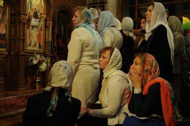Фоторепортаж из Свято-Троицкого Ионинского монастыря о праздновании Светлого праздника Пасхи 314