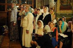 Фоторепортаж из Свято-Троицкого Ионинского монастыря о праздновании Светлого праздника Пасхи 323