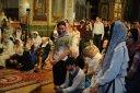 Фоторепортаж из Свято-Троицкого Ионинского монастыря о праздновании Светлого праздника Пасхи   356