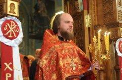 Фоторепортаж из Свято-Троицкого Ионинского монастыря о праздновании Светлого праздника Пасхи 368