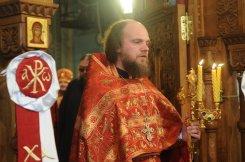 Фоторепортаж из Свято-Троицкого Ионинского монастыря о праздновании Светлого праздника Пасхи 371