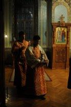 Фоторепортаж из Свято-Троицкого Ионинского монастыря о праздновании Светлого праздника Пасхи 410