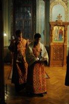 Фоторепортаж из Свято-Троицкого Ионинского монастыря о праздновании Светлого праздника Пасхи 411