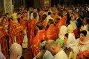 Фоторепортаж из Свято-Троицкого Ионинского монастыря о праздновании Светлого праздника Пасхи   416